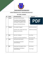 Perancangan Program 2013