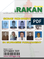 Arakan September 2009