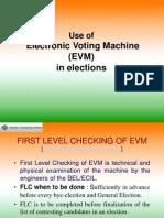 EVM- As on January, 2014