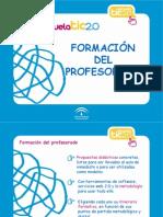 Presentación formación Escuela TIC 2.0