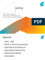 Cloud_Computing_Openstack_discussion_2014-05 -VNG