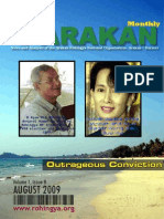 Arakan August Issue 2009