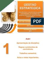 Gest Estrat - Apoio- 2014-1