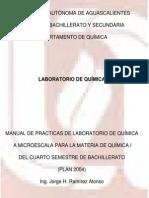 Manual Practicas Quimica i