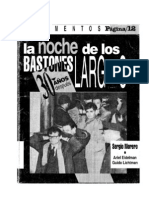 Sergio Morero-La Noche de Los Bastones Largos-Version PDF