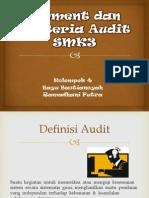 Element Dan Kriteria Audit SMK3