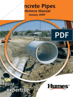 Humes Concrete Pipe Manual