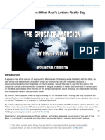 messianicpublications com-the ghost of marcion what pauls letters really say