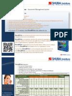 DocuB@Se - Document Management System
