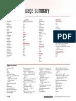 New Interchange Book 1- 3rd Ed- Vocabulary