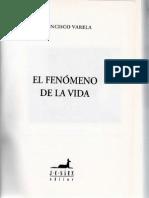 Francisco Varela - La Visión Del Color