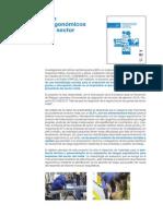 Evaluación de Riesgos Ergonómicos en PYMES Del Sector Del Metal