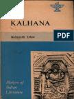 Kalhana - Somnath Dhar