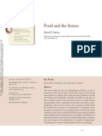 Food and the Senses