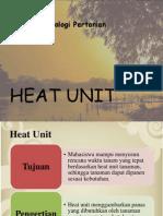 Heat Unit New