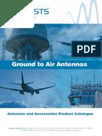 Skymasts Ground to Air Catalogue 2011