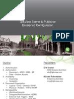DisQover - QvS & QDS Enterprise Config