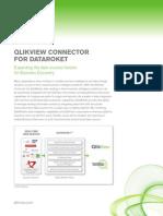 DS QlikView Connector for DataRoket En