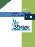 Estos Son Los Programas de Prevención de Mi EPS
