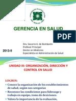 7a 7b Organización Urp 2013 II