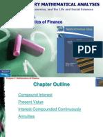 Mathematics of Finance Revision 1