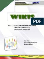 WIKIS para la generacion colaborativa de contenido cientifico.pptx