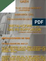 Instalaciones de Gas1