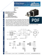 17YPG Series Product Sheet