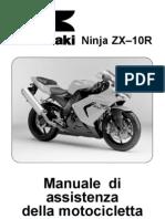 Kawasaki Ninja ZX-10R (2004) Manuale d'Officina
