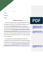 raffield reality inquiry proposal