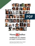 Novas e Velhas Tendencias Do Cinema Portugues Contemporaneo_livro