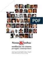 Novas e Velhas Tendencias Do Cinema Portugues Contemporaneo_livro