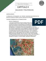 Triangulacion y Trilatercion - Cap II