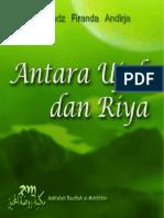 Antara Uju b Dan Riya