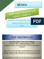 Josc3a9 Vasconcelos La Raza Cc3b3smica