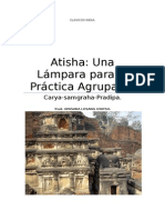 Atisha Una Lámpara Para La Práctica Esencial.