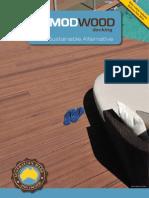 Modwood Decking Brochure