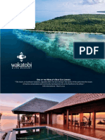 Wakatobi Schedules and Rates