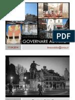 Governare Arte. Presentazione