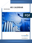 U.S.Economic Calendar by Money CapitalHeight