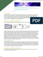 Electronique - Réalisations - Ajout Sortie Ligne Sur HP