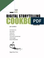 2006- Lambert- Digital Storytelling Cookbook
