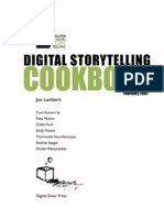 2006- Lambert- Digital Storytelling Cookbook