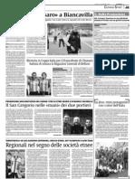 Rassegna stampa giovedi 5 novembre