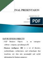 Erp Final Presentaion