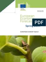European Economic Forecast - Spring 2014