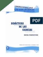 Didácticas de Las Ciencias. Nuevas Perspectivas. 5.