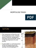 c - Morfologi Tanah Dit