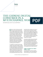 The Chinese Digital Consumer in a Multichannel World Apr 2014 Tcm80-158408