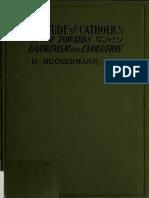 Attitude of Catholics Towards Darwinism & Evolution by H. Muckerman (1922)